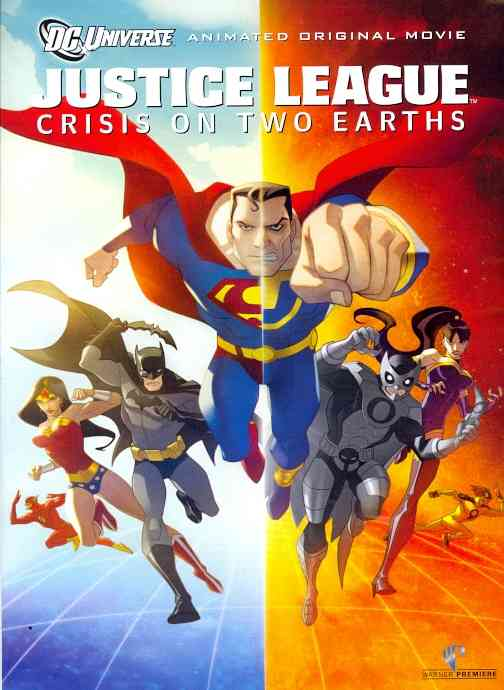 JUSTICE LEAGUE:CRISIS ON TWO EARTHS BY JUSTICE LEAGUE (DVD)